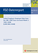 Cover FDZ-Datenreport