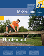 Cover of IAB Forum 1/2016