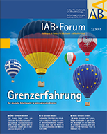 Cover of IAB Forum 2/2015