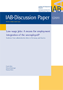 Cover IAB-Discussion Paper