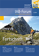 Cover IAB-Forum