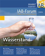 Cover of IAB Forum 1/2015