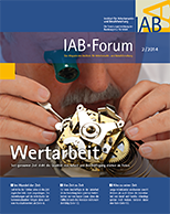 Cover of IAB Forum 2/2014
