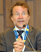 "Prof. Axel Börsch-Supan /Direktor des ""Munich Center for the Economics of Aging"" in München"